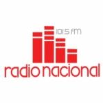 Logo da emissora Radio Nacional 101.5 FM