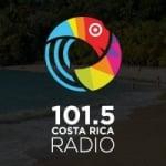 Logo da emissora Costa Rica Radio 101.5 FM