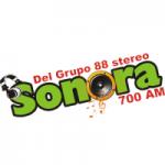 Logo da emissora Radio Sonora 700 AM