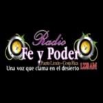 Logo da emissora Radio Fe y Poder 1220 AM