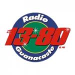 Logo da emissora Radio Guanacaste 1380 AM