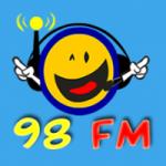 Logo da emissora Nativa 98