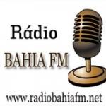Logo da emissora Rádio Bahia FM