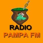 Logo da emissora Radio Pampa FM