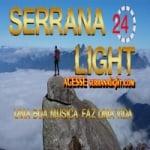 Logo da emissora Serrana Light Web Rádio