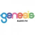 Logo da emissora Genêsis FM