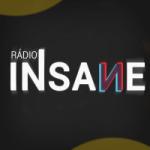 Logo da emissora Insane FM