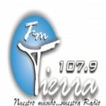 Logo da emissora Radio Tierra 107.9 FM