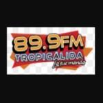 Logo da emissora Radio Tropicálida 89.9 FM