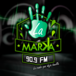 Logo da emissora Radio La Marka 90.9 FM
