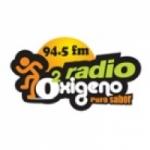 Logo da emissora Radio Oxigeno 94.5 FM