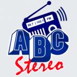 Logo da emissora Radio ABC Stereo 99.7 FM