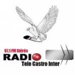 Logo da emissora Radio Castro Inter 97.1 FM