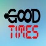 Logo da emissora Rádio Good Times FM Web