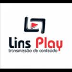 Logo da emissora Lins Play