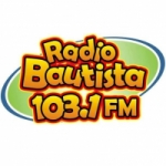 Logo da emissora Radio Bautista 103.1 FM