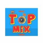 Logo da emissora Rádio Top Mix