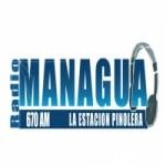 Logo da emissora Radio Managua 670 AM