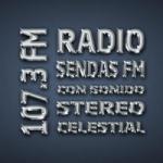 Logo da emissora Radio Sendas 107.3 FM
