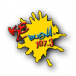 Logo da emissora Radio Ke Buena 107.3 FM
