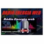 Logo da emissora Rádio Energia Web