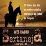 Logo da emissora Sertaneja Canarana