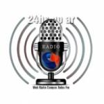 Logo da emissora Rádio Campos Belos