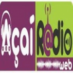 Logo da emissora Açaí Radio Web