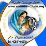 Logo da emissora Radio Inmaculada