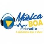 Logo da emissora Música Boa Crateús
