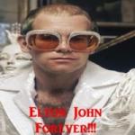 Logo da emissora Elton John Forever