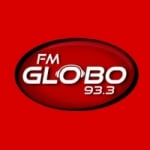 Logo da emissora Radio Globo 93.3 FM