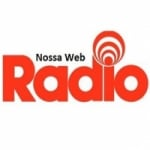 Logo da emissora Nossa Web Rádio
