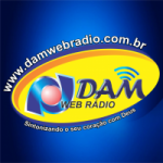 Logo da emissora Dam Web Rádio