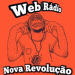 Logo da emissora Web Rádio Nova Revolução