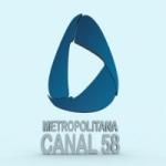 Logo da emissora Metropolitana