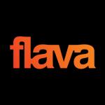 Logo da emissora Flava FM