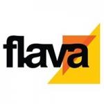 Logo da emissora Radio Flava 95.8 FM