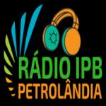 Logo da emissora Rádio IPB Petrolândia