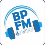Logo da emissora Barro Preto FM