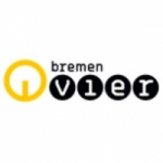 Logo da emissora Bremen Vier 101.2 FM