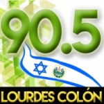 Logo da emissora Radio Estereo Vision 90.5 FM