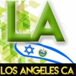 Logo da emissora Radio Estereo Vision L.A.