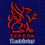 Logo da emissora Terras Lendárias