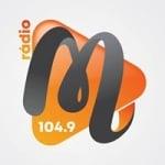 Logo da emissora Rádio Minuano 104.9 FM
