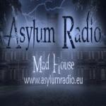 Logo da emissora Asylum Radio