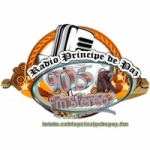 Logo da emissora Radio Principe de Paz 90.5 FM