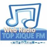 Logo da emissora Web Rádio Top  Xique FM