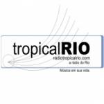 Logo da emissora Rádio Tropical Rio