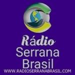 Logo da emissora Rádio Serrana Brasil